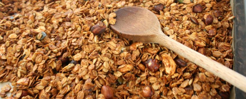 Crunch-Müsli
