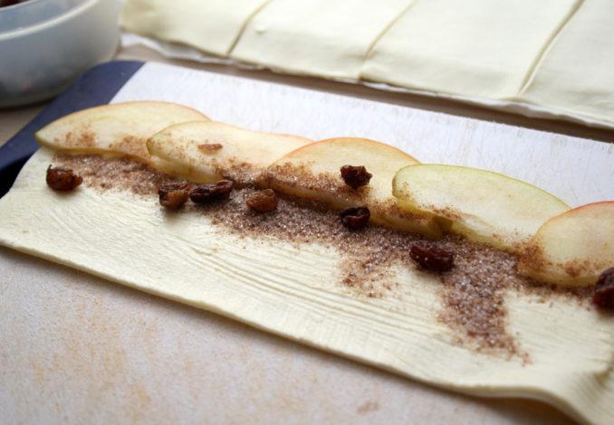 Apfel-Röschen