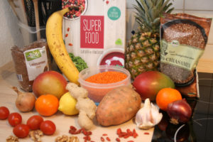 "Buchrezension ""Super Food"""