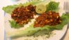 Salat-Tacos mit Linsen-Bulgur