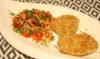 Falafel mit Taboulé