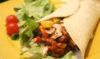 Feurige Tortilla-Wraps