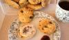 Frühstückstaler mit Rosinen