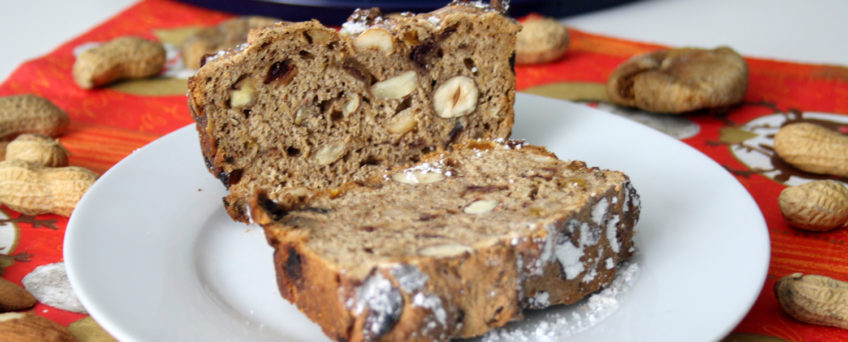 Früchte-Nuss-Brot