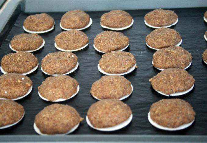 Marzipan-Zimt-Lebkuchen