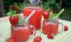 Erdbeer-Limonade
