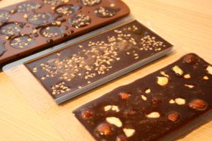 WM-Snacks Schokolade