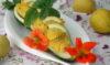 Zitronen-Minz-Polenta