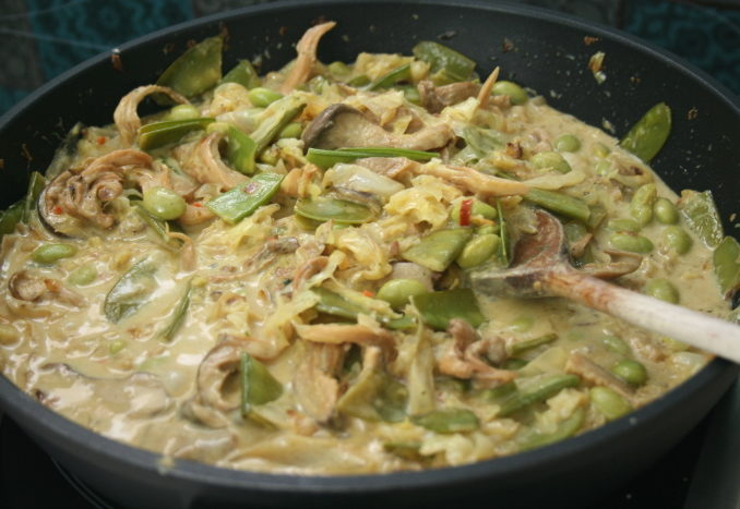 balinesischer Gemüsetopf