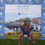 Halbmarathon in Dublin