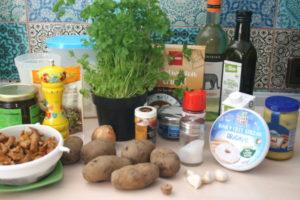 Kartoffel-Maultaschen