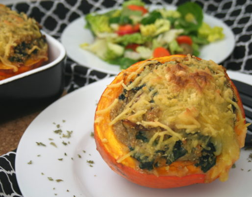 Quinoa-Kürbis