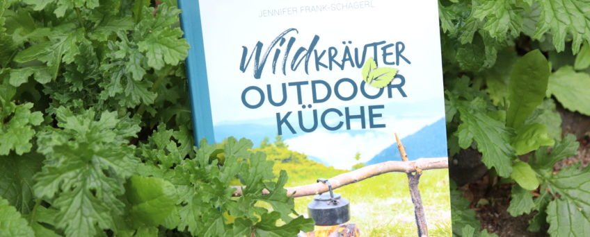 Wildkräuter Outdoor Küche