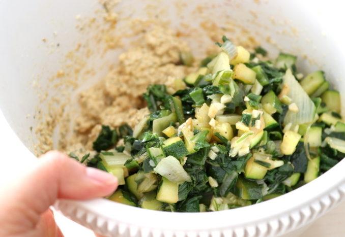 vegane Mangold-Quiche