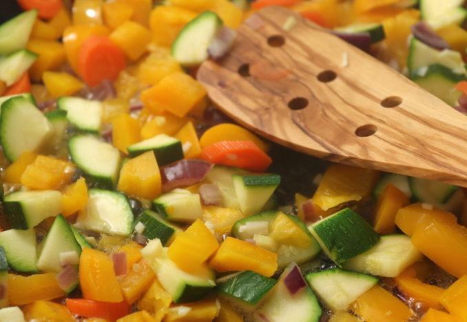 arabische Gemüsepfanne