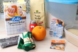 vegane Orangen-Schoko-Kipferl