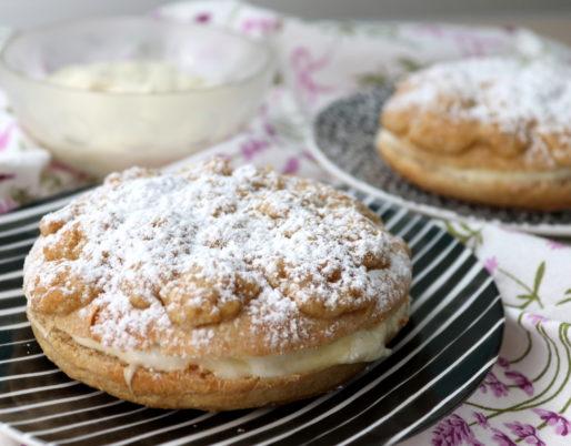 vegane Puddingstreusel